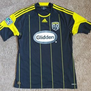 adidas Shirts - Authentic Columbus Crew Adidas Jersey 🔥⚽🔥